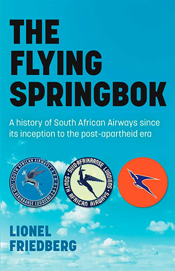 Front cover image of book The Flying Springbock