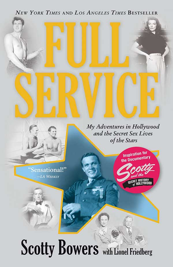 Image of front cover of the book 'Full Service' by Lionel Friedberg